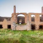 New Slains Castle Rear View (Cruden Bay, Aberdeenshire, Scotland) by Yannik Hay