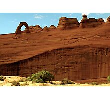 ARCHES NATIONAL PARK UTAH Photographic Print