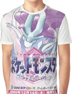 Pokemon Crystal Graphic T-Shirt