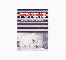 PSYCHO hand drawn movie poster in pencil Unisex T-Shirt