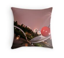 Spoonbridge & Cherry Throw Pillow
