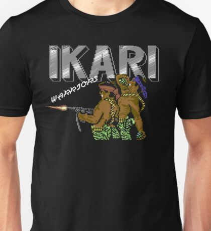 Ikari Warriors Unisex T-Shirt