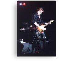 Rick Springfield Spotlight Canvas Print