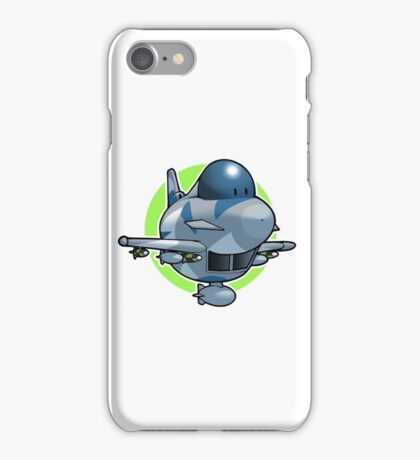 Typhoon Missiles (Splinter Camo) iPhone Case/Skin