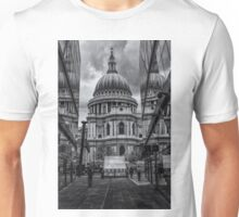 A view of St.Pauls Unisex T-Shirt