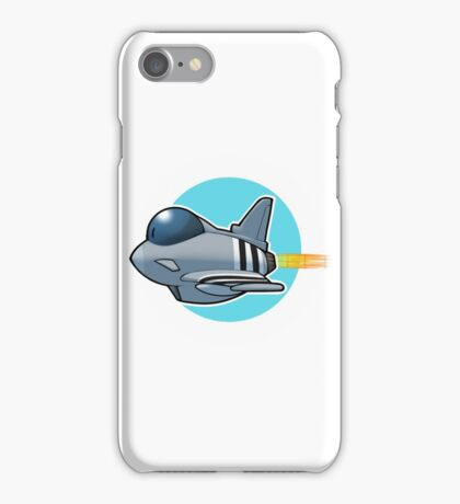 Typhoon Dash (Invasion Stripes) iPhone Case/Skin