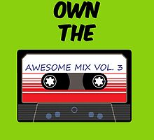 AWESOME MIX VOL. 3 by HiddenCorner