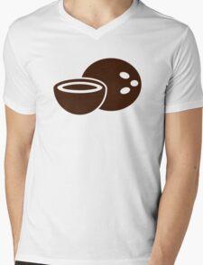 Coconut Mens V-Neck T-Shirt
