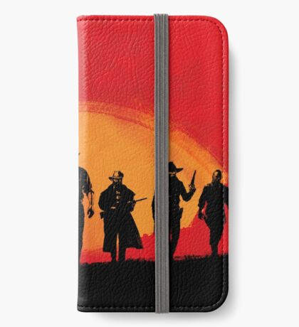 Red Dead Redemption come back iPhone Wallet/Case/Skin