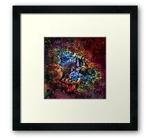 When The Stars Are Right - The Crab Nebula in Taurus Framed Print