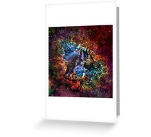 When The Stars Are Right - The Crab Nebula in Taurus Greeting Card