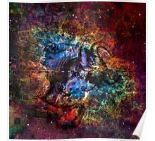 When The Stars Are Right - The Crab Nebula in Taurus Poster