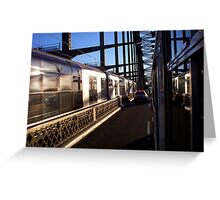 bus 157 Greeting Card