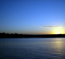 Maroochy Sunset Angle by wickedwaz