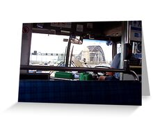 bus 164 Greeting Card