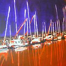 Manly Marina  by gillsart