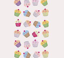 Muffins by poppyflower