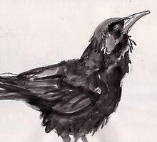 Raven by WoolleyWorld
