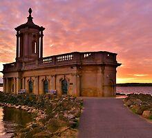 St Matthews Church, Normanton by Paula J James