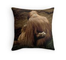 I've got you.. Throw Pillow