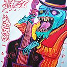 Jazz and Blues by Laura Barbosa
