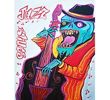 Jazz and Blues Photographic Print