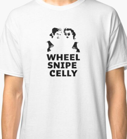 Letterkenny Wheel Snipe Celly Classic T-Shirt