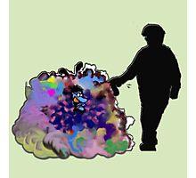 Sgt. Pepper Spray Photographic Print