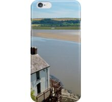 Dylan Thomas's Boathouse iPhone Case/Skin