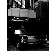 caddy Photographic Print