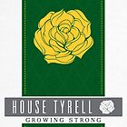 House Tyrell Sigil by P3RF3KT