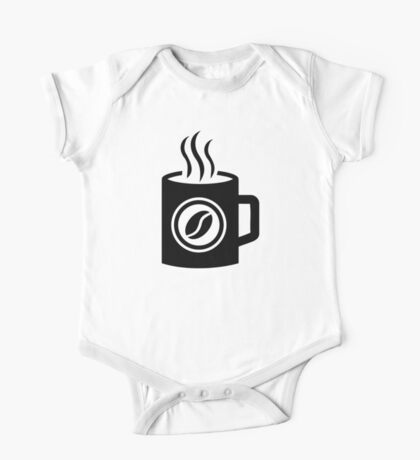 Cup of coffee One Piece - Short Sleeve