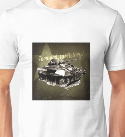 Forward to Victory Unisex T-Shirt