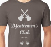 Djentlemen's Club Unisex T-Shirt