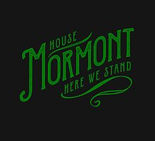 House Mormont Typography by P3RF3KT