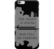 The Night Is Young iPhone Case/Skin