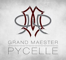 Grand Maester Pycelle Monogram Logo by P3RF3KT