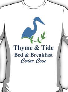 Thyme & Tide Bed & Breakfast T-Shirt