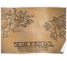 The Far World Saga Poster