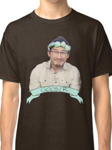 Markiplier (Level: Flower crown) 2.0 Classic T-Shirt