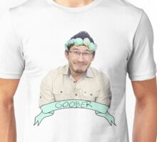 Markiplier (Level: Flower crown) 2.0 Unisex T-Shirt