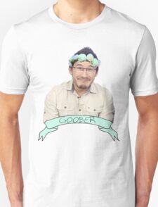 Markiplier (Level: Flower crown) 2.0 T-Shirt