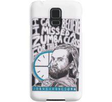Joe Wilkinson Samsung Galaxy Case/Skin