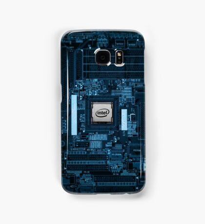 Intel Motherboard Samsung Galaxy Case/Skin