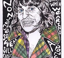 Noel Fielding by KomondoredBlobF