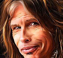 Steven Tyler by sammestas