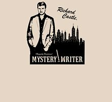 Richard Castle, Mystery Writer Unisex T-Shirt