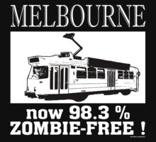 MELBOURNE - Now 98.3% zombie-free! by Gadzooxtian