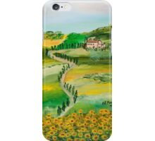 Verde sentiero iPhone Case/Skin