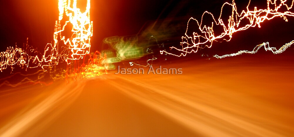 Almost Home by Jason Adams
